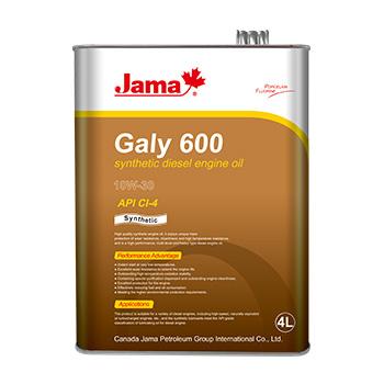 加力600合成柴油机油