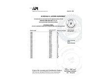 加美润滑油获得API以及ILSAC国际权威认证